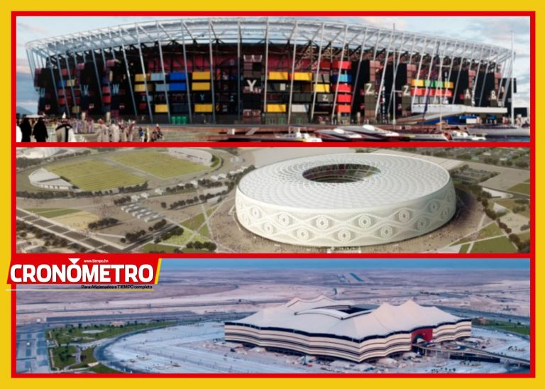 ESPECTACULAR: Estos serán los estadios que disfrutarás en Qatar 2022