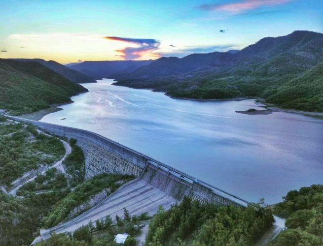 SANAA: represa La Concepción llega al 53 % de su capacidad de agua