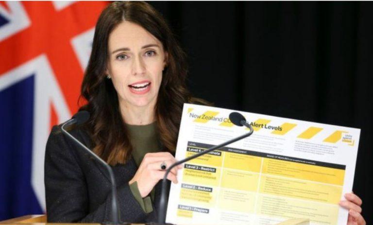 El predominante rol de la ministra Jacinda Ardern para eliminar el covid-19 en Nueva Zelanada