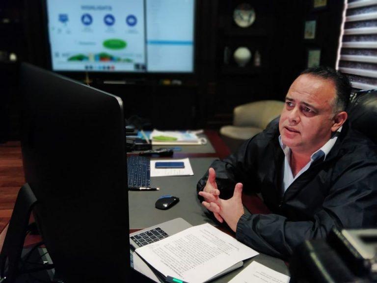 Finanzas y Gobernación abandonan a los sampedranos en plena pandemia, según Calidonio