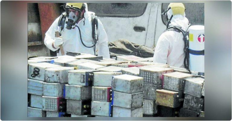 ¿Decreto tóxico? Ambientalistas rechazan importación de baterías con plomo