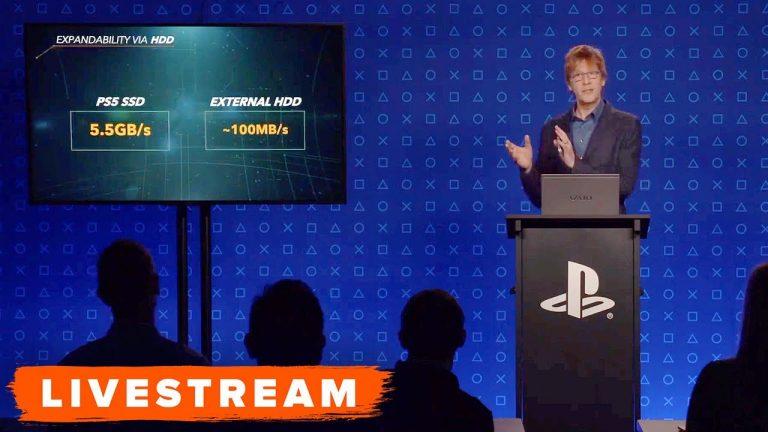 PlayStation 5: Sony presentará los primeros juegos este jueves