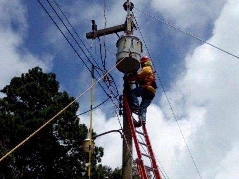 DOMINGO: ENEE anuncia masivos cortes de energía en San Pedro Sula