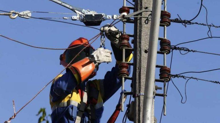 EEH anuncia cortes de energía para la zona centro, sur y nor-occidental