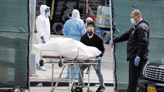 Los contagios por Covid-19 llegan a 10 millones en todo el mundo