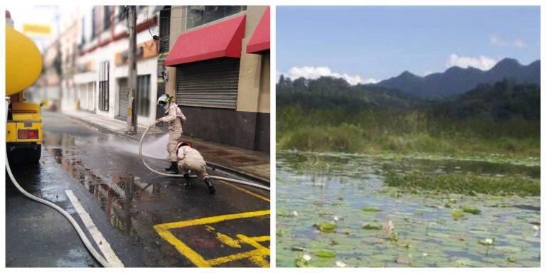 Imparables malos olores en SPS y el Lago de Yojoa expone una carga preocupante: expertas opinan