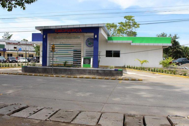 Autoridades de Salud inspeccionan Hospital de Puerto Cortés