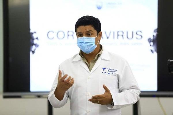 Roberto Cosenza le apuesta al trabajo de campo para reducir mortalidad por Covid