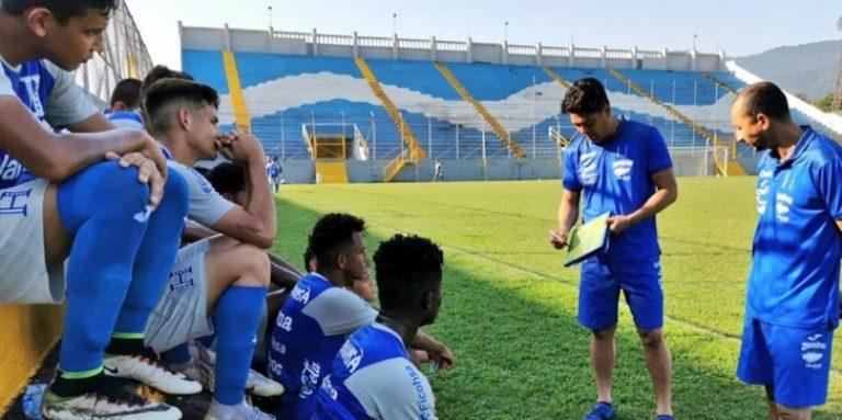 Selección Sub-20 de Honduras volverá a sus entrenamientos pese al Covid-19