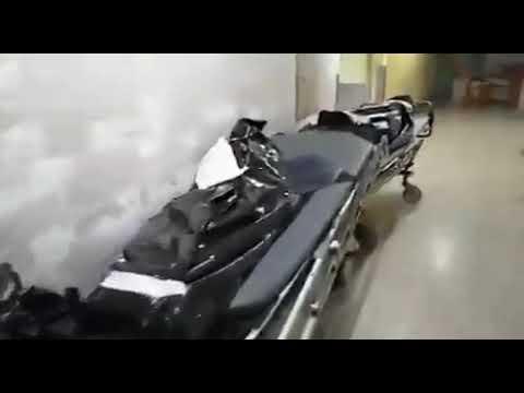 Denuncian colapso de morgue del HE: «Comida pasa cerca de los cadáveres»