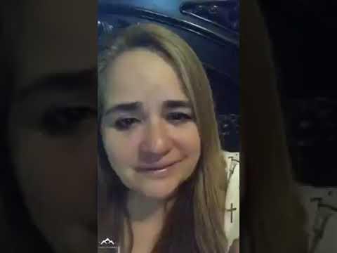 VÍDEO  Loreley Fernández sobre contagio de JOH: «Se me ha roto el corazón»