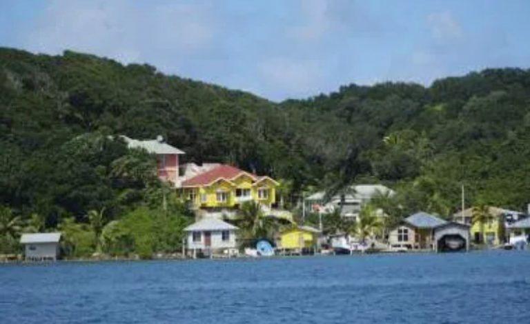 Breve crónica de como el covid-19 penetró en Islas de la Bahía