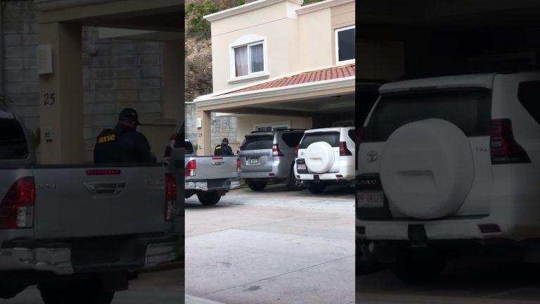 MP: A las puertas de su casa llegan a entregar citatoria a Marco Bográn