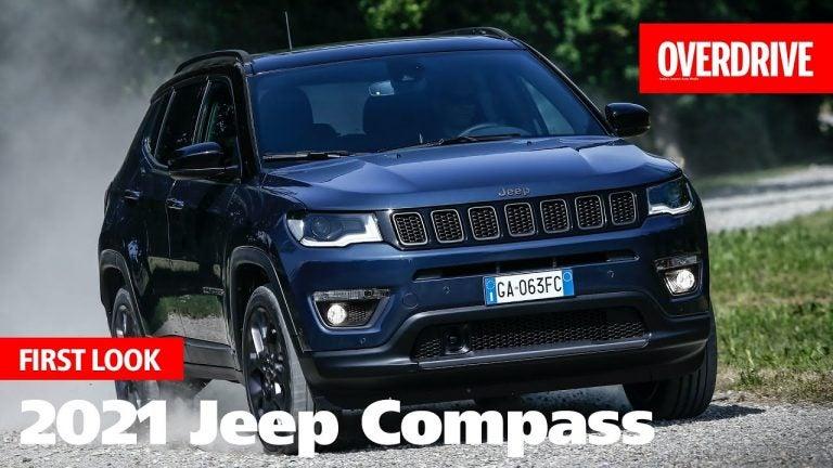 Jeep Compass 2021: renovación, tecnología y eficiencia