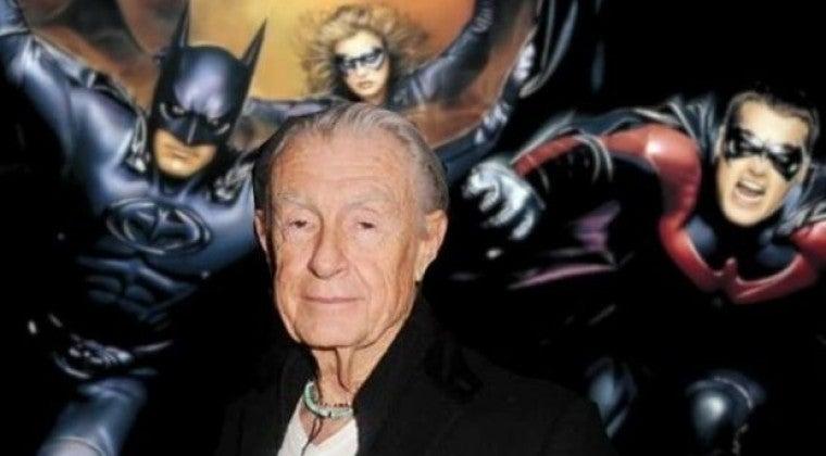 "Muere Joel Schumacher, director de ""Batman Forever"" y ""Batman & Robin"""