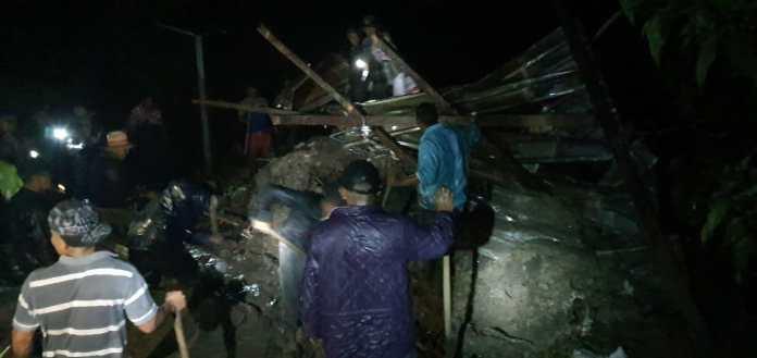 Dos niños mueren tras el colapso de su vivienda en Yamaranguila, Intibucá