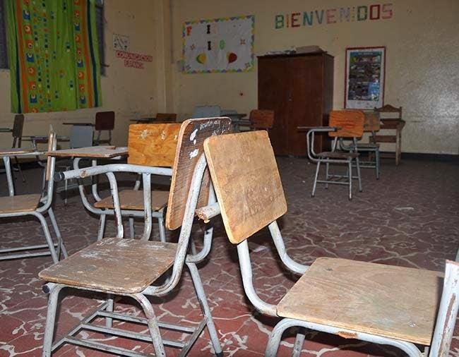 Honduras: Niños de escasos recursos al borde de perder el año educativo