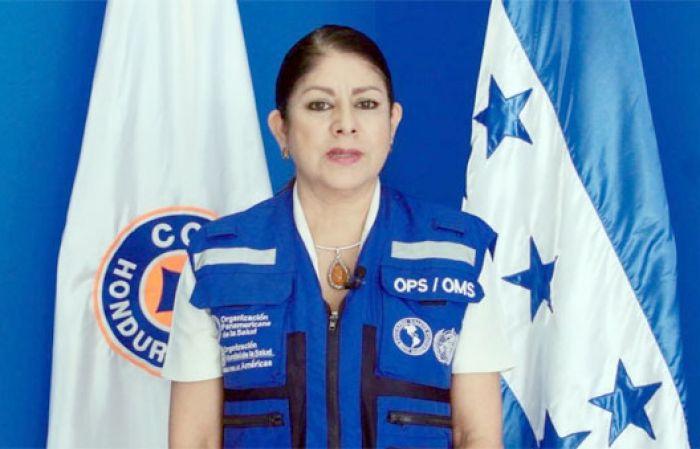 Piedad Huerta: Honduras probará tres nuevos tratamientos para COVID-19