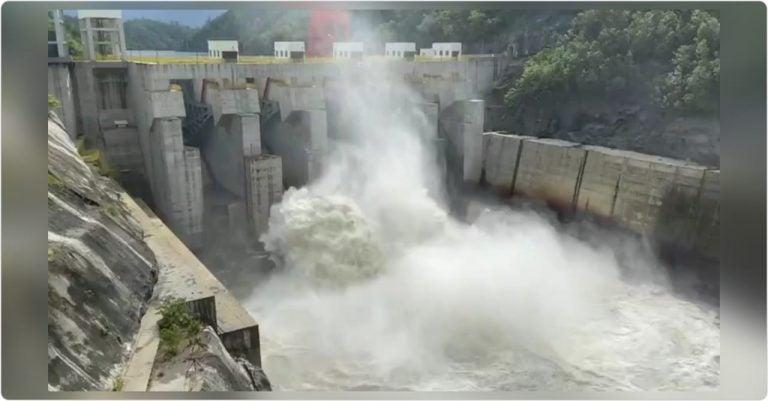 Patuca III: Liberan agua del embalse y pobladores temen inundaciones