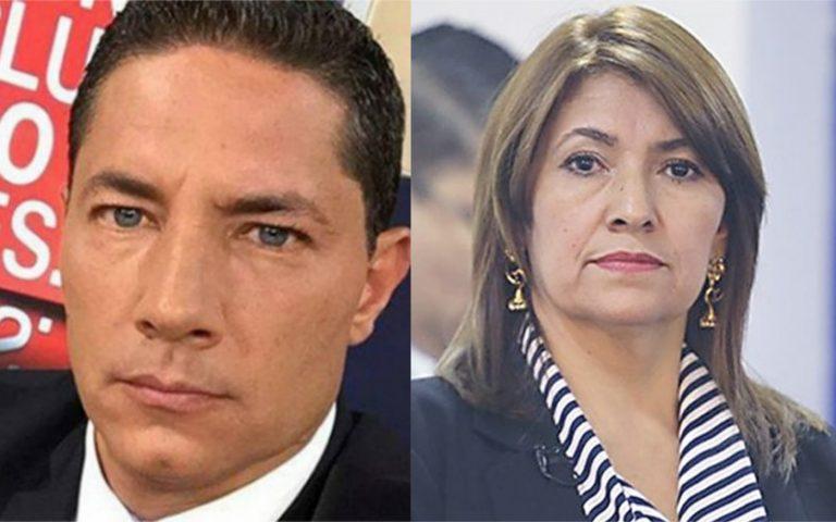 Del Rincón pide a ministra de Salud hacer espacio en su agenda para atenderlo