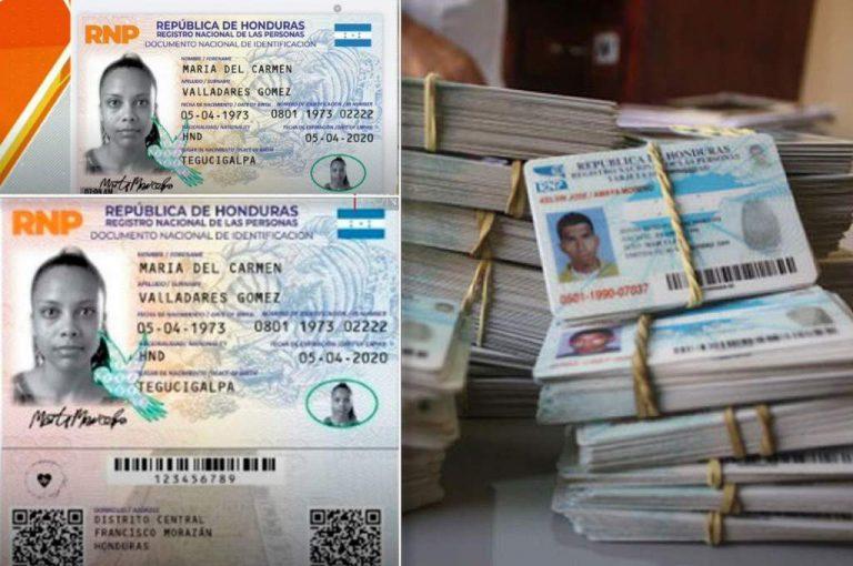 RNP: 600 mil hondureños han hecho prerregistro en línea para nueva identidad