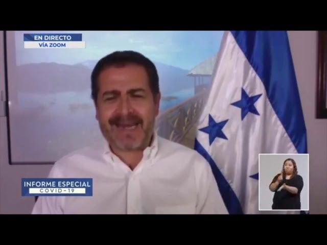 VIDEO  Tras anuncio de JOH, así reaccionaron líderes hondureños y extranjeros