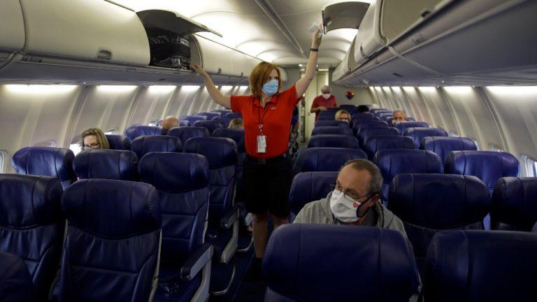 Proponen estrictas medidas para reactivar el transporte aéreo