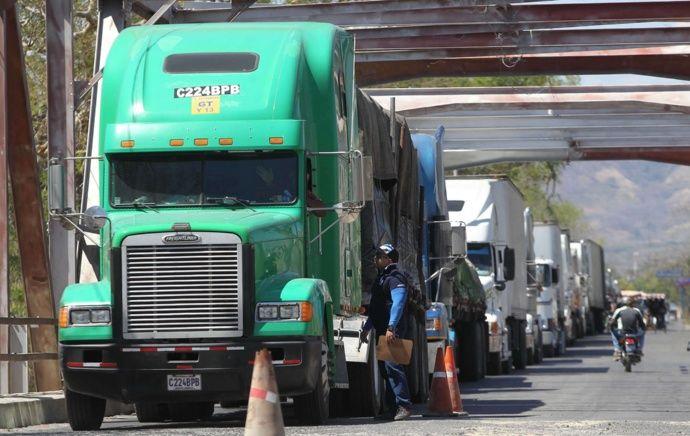 """Honduras: Transporte de carga """"tico"""" estará bajo medidas de reciprocidad"""