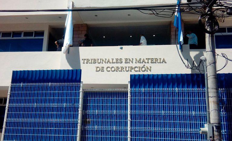 Tres condenas notificó el Tribunal Anticorrupción durante la pandemia