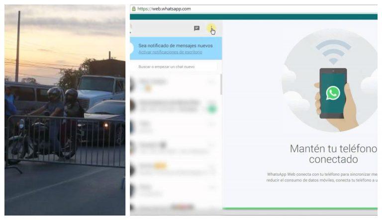 Vía WhatsApp: así pretenden manejar el covid-19 en Noroccidente, afirma Fátima Mena