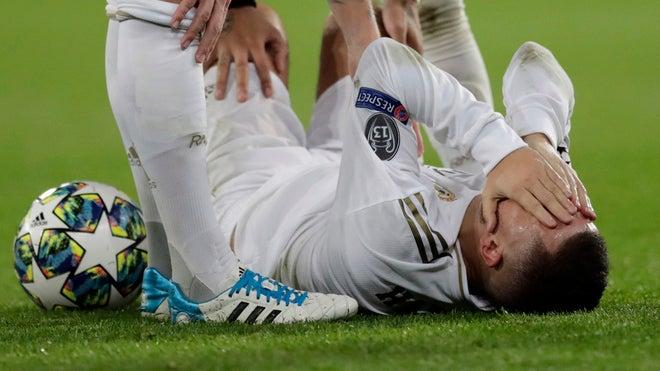 Zinedine Zidane vuelve a dejar fuera a Hazard para el encuentro contra el Athletic