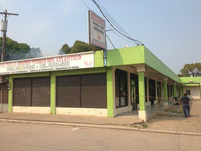 El Hospital de Sabá tras la falta de apoyo, comenzaron una campaña para pedir donaciones