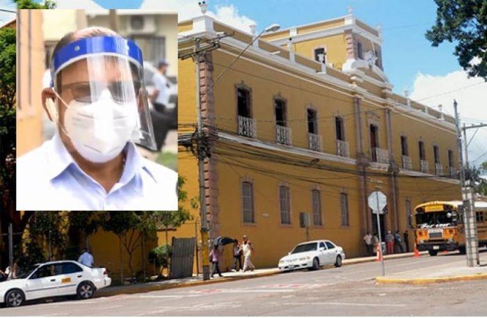 Hospitalizado por Covid-19 el presidente del sindicato del San Felipe