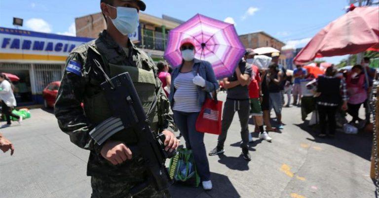 COVID-19: Conozca quiénes pueden circular hoy en Honduras