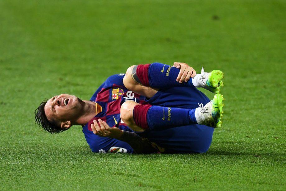 ¿Messi decepcionado? Se filtra un «paro» en renovación con el Barcelona