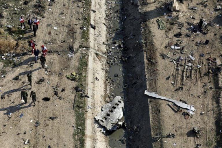 """Irán admite que derribaron avión ucraniano por """"dos errores"""""""