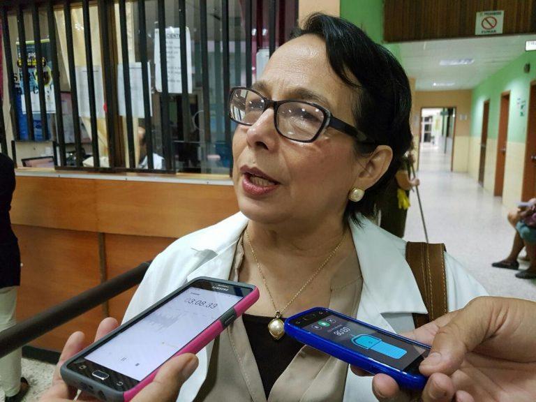 "Elsa Palou: ""Hospitales privados se niegan atender a pacientes COVID"""