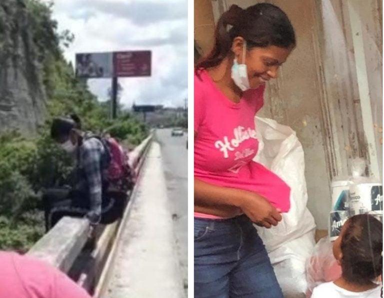 Joven madre trató de quitarse la vida: hoy sonríe gracias a corazones solidarios