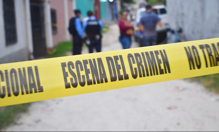 OV-UNAH: Reducción de homicidios solo ha sido del 20 % este año
