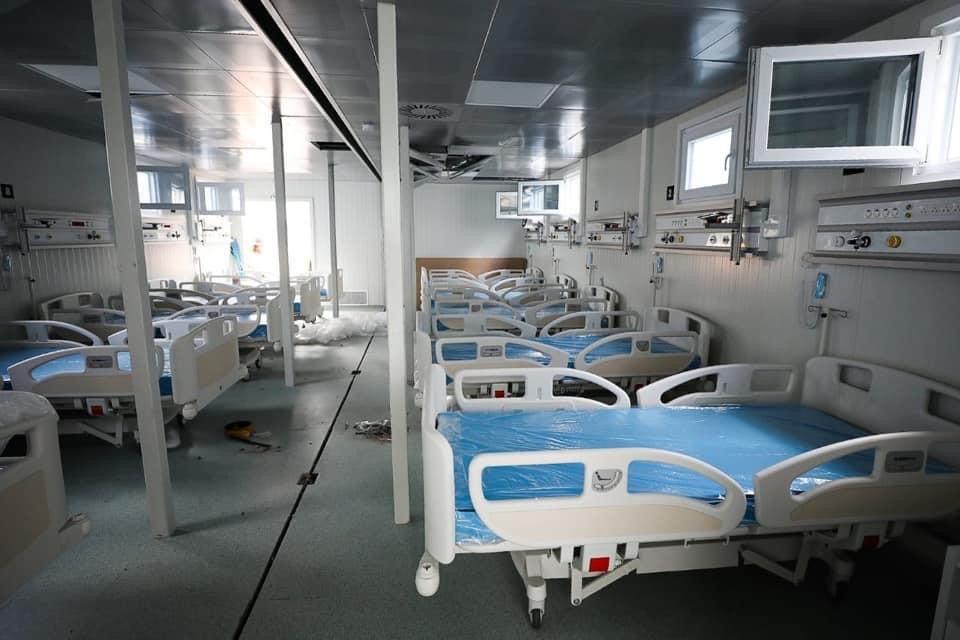 Hospital móvil