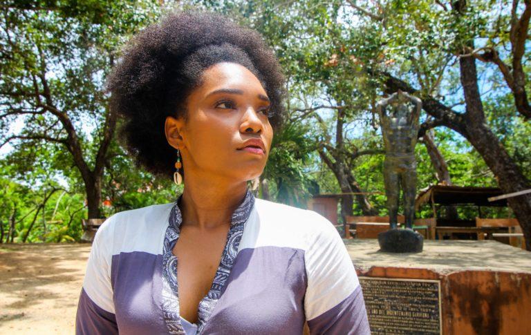 Modelo hondureña exige que regresen con vida a garífunas secuestrados