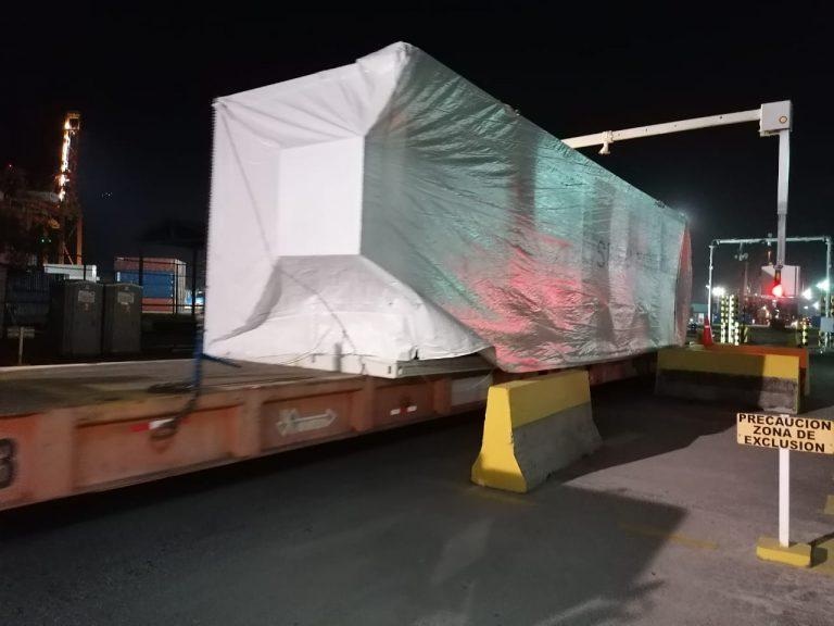 MP: Aduanas no permite inspección de contenedores que traen hospitales móviles