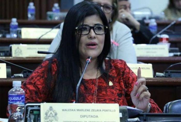 MP cita a Waleska Zelaya y su esposo por millonaria venta de mascarillas