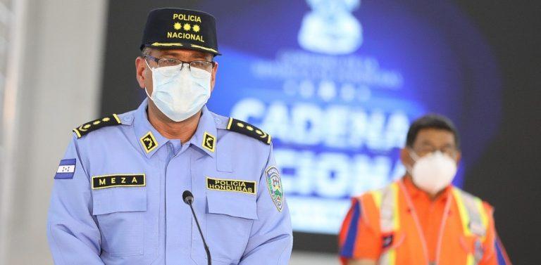 Secretaría de Seguridad prepara nuevo mecanismo de movilización