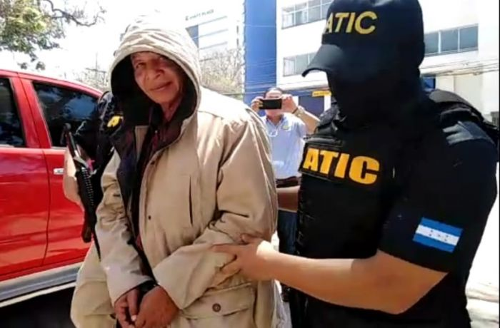 excomisionado Maradiaga