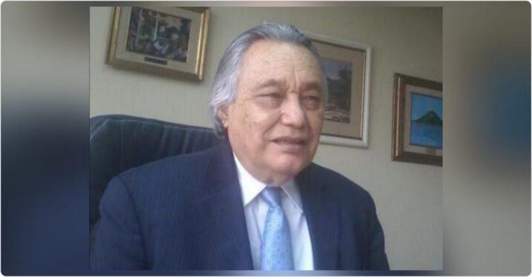 Fallece Roberto Arita Quiñónez, embajador emérito de Honduras