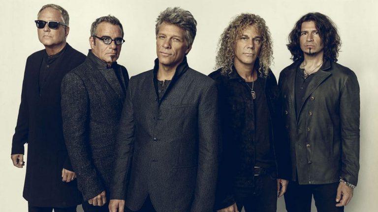 Bon Jovi regresa con donaciones, canción inspirada en caótico 2020 y George Floyd