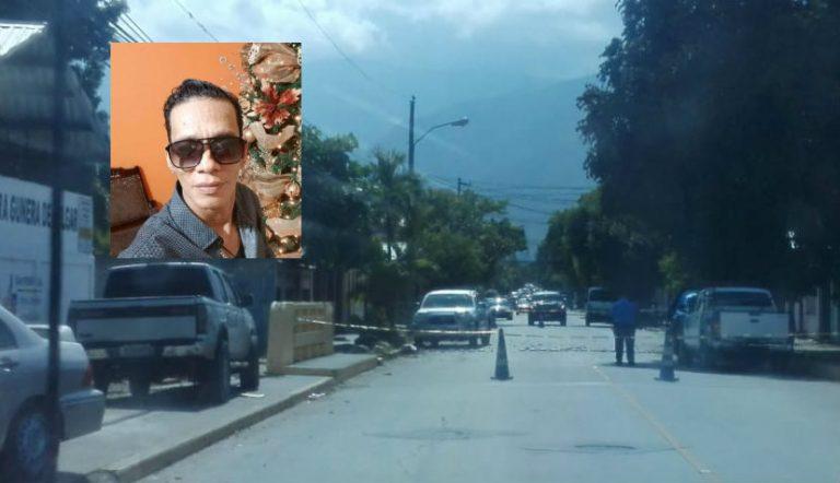SPS: Hallan sin vida a exintegrante de La Gran Banda dentro de un carro