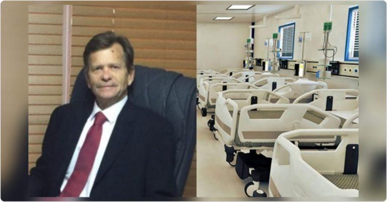 """Presidente de SDI Global: """"No creo que haya equipo médico en los contenedores"""""""