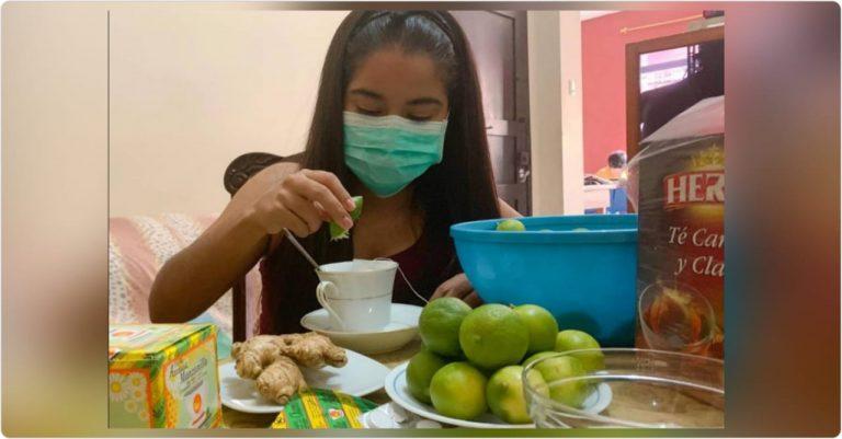 Crece demanda en TGU por plantas y frutas que «curan» síntomas de COVID-19